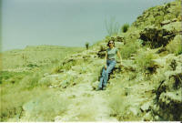 Marlene - Chihuahuan Desert, Carlsbad Caverns, New Mexico