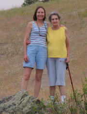 Mom and Me, National Bison Range